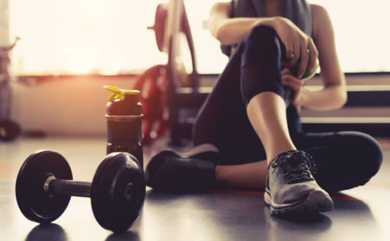 What is the correct order of training routines?